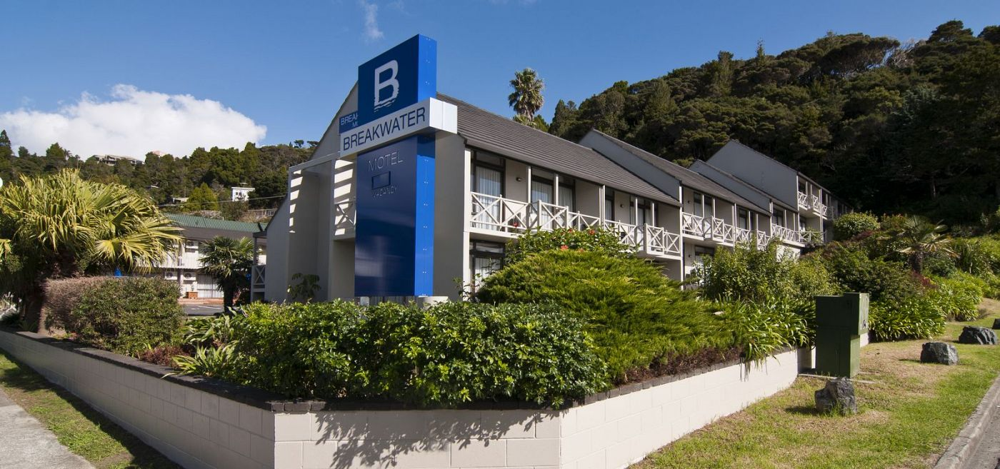 Breakwater Motel Bay of Islands